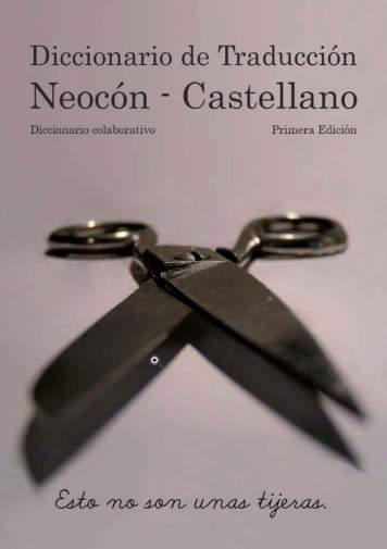 Diccionario Neocon-CastellanoA